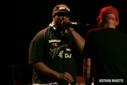DJ Premier + DJ Faze en concert