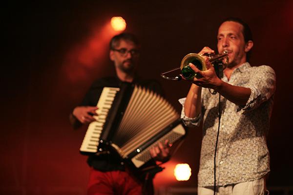 Les musicales du Pays de Saint Gilles, Dj Tagada en concert