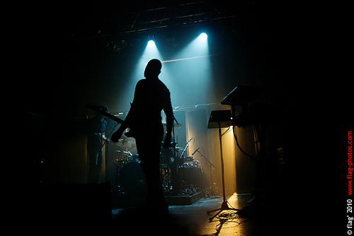 Dominique A  (Festival Avec le Temps) en concert