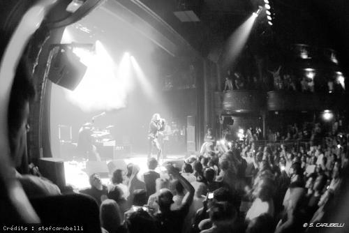 The Doors Alive en concert