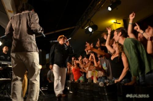 Dub Incorporation + Pacifikal Sound + Pacificaland label en concert