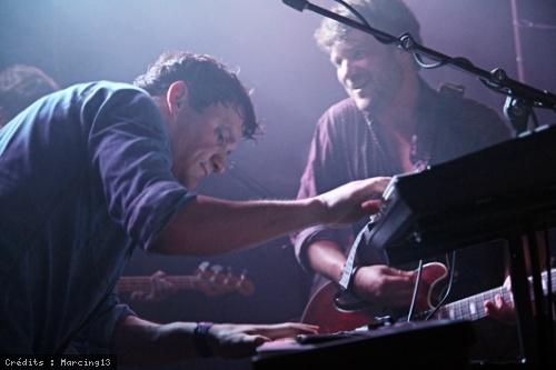 Elephanz + Abraxas en concert