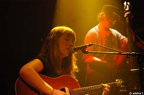 Justine & Ben + Emily Jane White en concert
