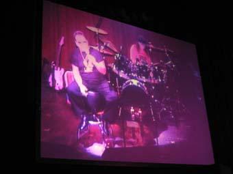 Eric Burdon & the New Animals en concert