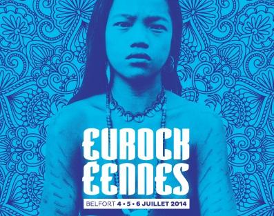 (mes) Eurockéennes 2014, 1/2 :  Pegase, Jungle, Jagwar Ma, Circa Waves, Franz Ferdinand, Parov Stelar Band, Shaka Ponk, M.I.A. en concert