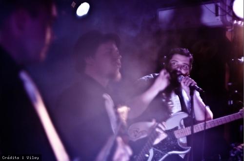 Evil'Surfin'Jack en concert