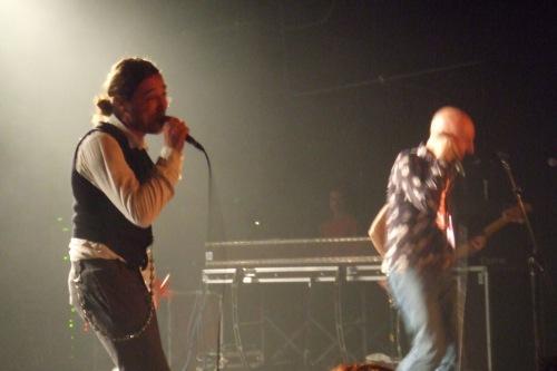 Fatals Picards (+ Roultaboul et les Banaboo) en concert