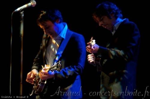 Thomas Fersen en concert