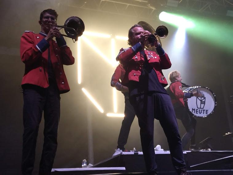 Fiesta des Suds 2021 : Balthazar, Meute en concert
