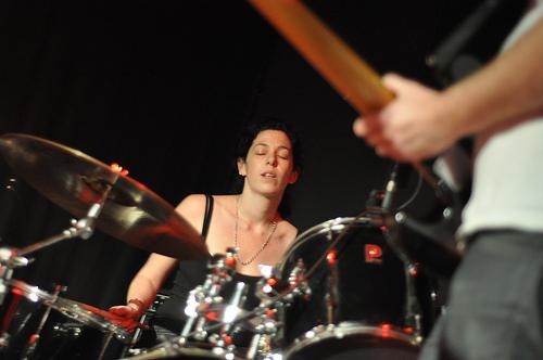Berline 0.33 + Drive with a dead girl + Fillette en concert