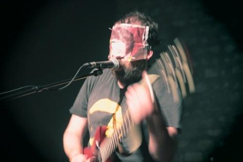 Gablé (Festival Clap Your Hands 2013) en concert