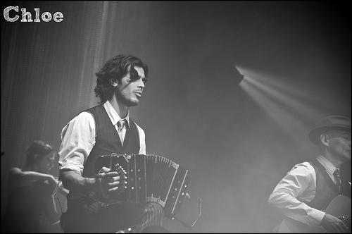 Moodyman + Louie Vega + Gotan Project + Bonaparte...(Fiesta Des Suds 2010) en concert