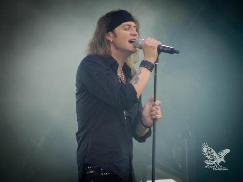 Gotthard en concert