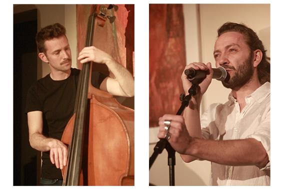 Govrache + Patrick Ingueneau en concert
