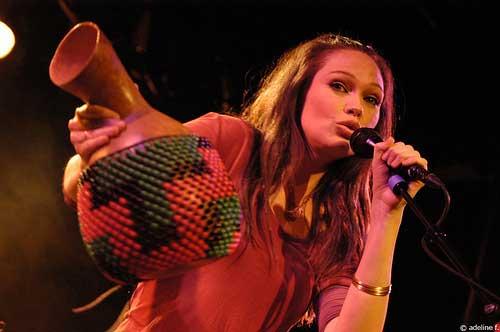 Sandra Nkaké + Grace en concert