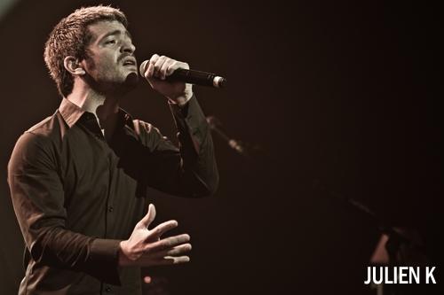 Gregoire en concert