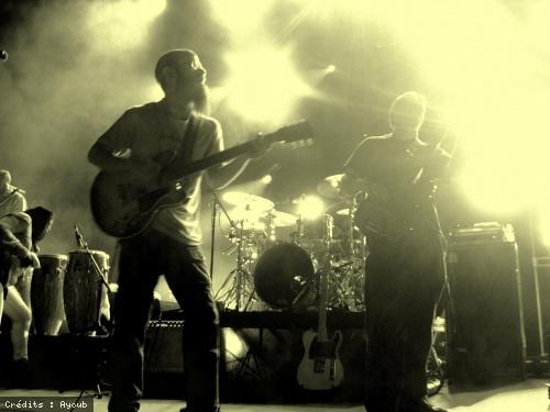 Groundation (+ Vanupié) en concert
