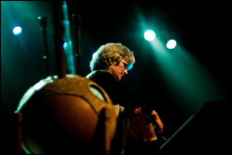 Hadouk Trio + Jérémy Cazorla Duo en concert