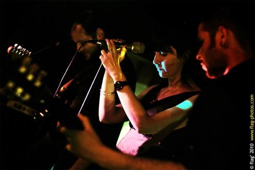 Hanami + Phosphene en concert
