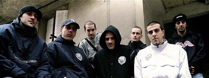 HHP (Hip Hop Parallèle) - interview pour la sortie de Apercu en concert