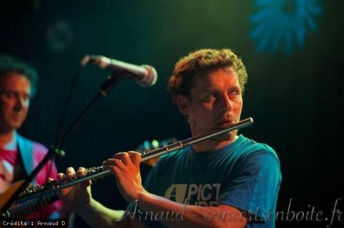 Stereobox + Hugo Kant en concert