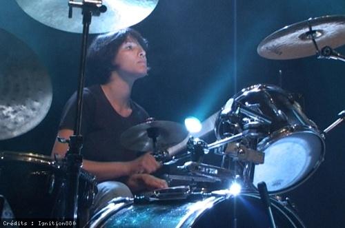 Ignition 880 en concert