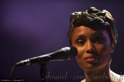 Imany + Marion Corrales en concert
