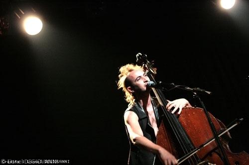Imbert Imbert + Yéti en concert