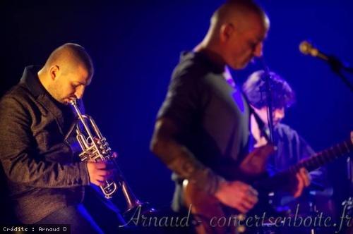 Interzone Extended en concert
