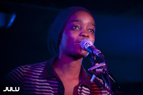 Dumé + Irma en concert
