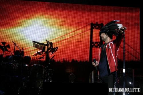 Jamiroquai + Wax Tailor + Rock and Junior (festival de Nimes) en concert