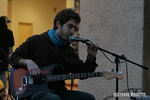 Bob ti Zion + Jamse en concert