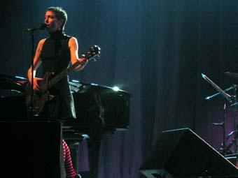 Jeanne Cherhal + Musard (Festival Avec Le Temps) en concert