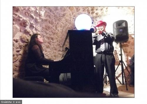 El divinia trio en concert