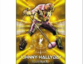 Johnny Hallyday, Idole des jeunes (Flashback Tour) en concert