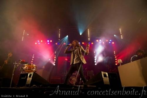 Namasté + Puggy + Julien Doré (Ricard Sa Live Music) en concert