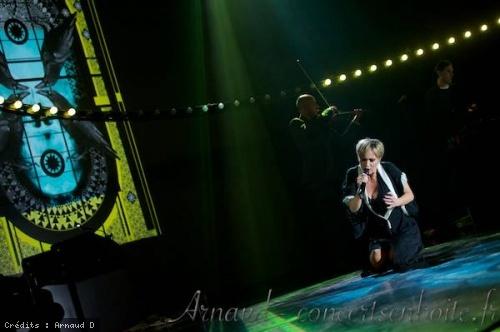 Patricia Kaas en concert
