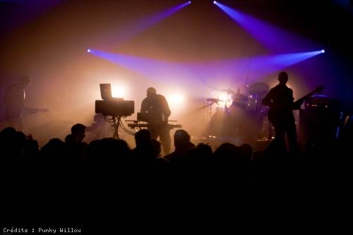 Kaly Live Dub en concert