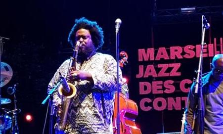 Kamasi Washington + Robert Glasper Experiment (Festival Jazz Des Cinq Continents) en concert