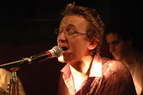 Nicolas Dick + Karpienia en concert