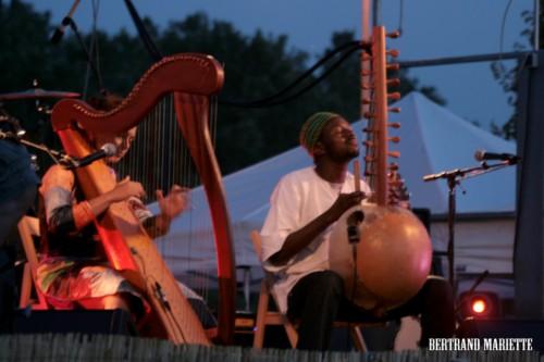 Festival Nuits Métis : Papet J. & Rit + Katell Boisneau & Prince Abdou + Joe Driscoll & Sekou Kouyaté  en concert