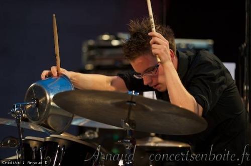 Krassport / Erik Truffaz en concert