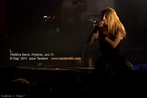 L + AimbAss en concert