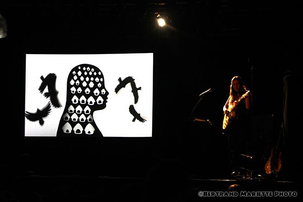 Ladylike Lily en concert