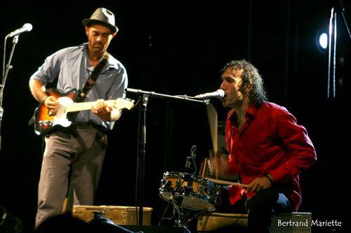 Miséres et cordes + Macadam Bazar + La Rue Kétanou + Thierry Blanchard + Fati Ounassi en concert