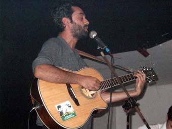 Laurent Boudin + Les Gars Normals en concert