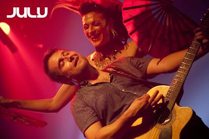 Bad Billy + Les Hurlements d'Léo + La Ruda en concert