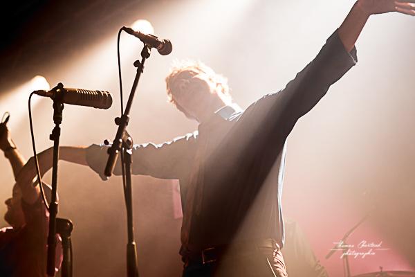 Les Négresses Vertes +  Les P'tits Fils de Jeanine + Ban'al en concert
