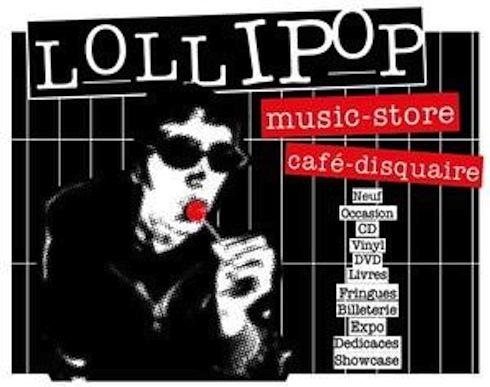 10 ans (holy shit !) du Lollipop Music Store en concert