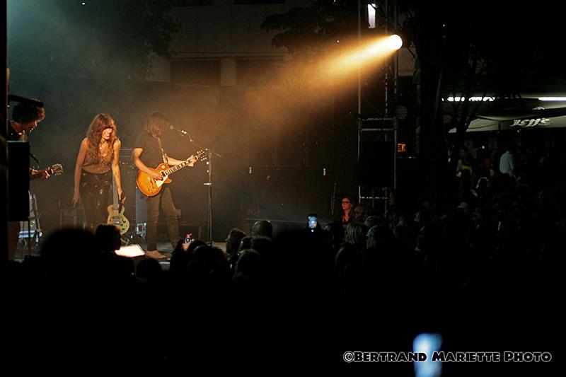Festival R.Pop, Lou Doillon en concert